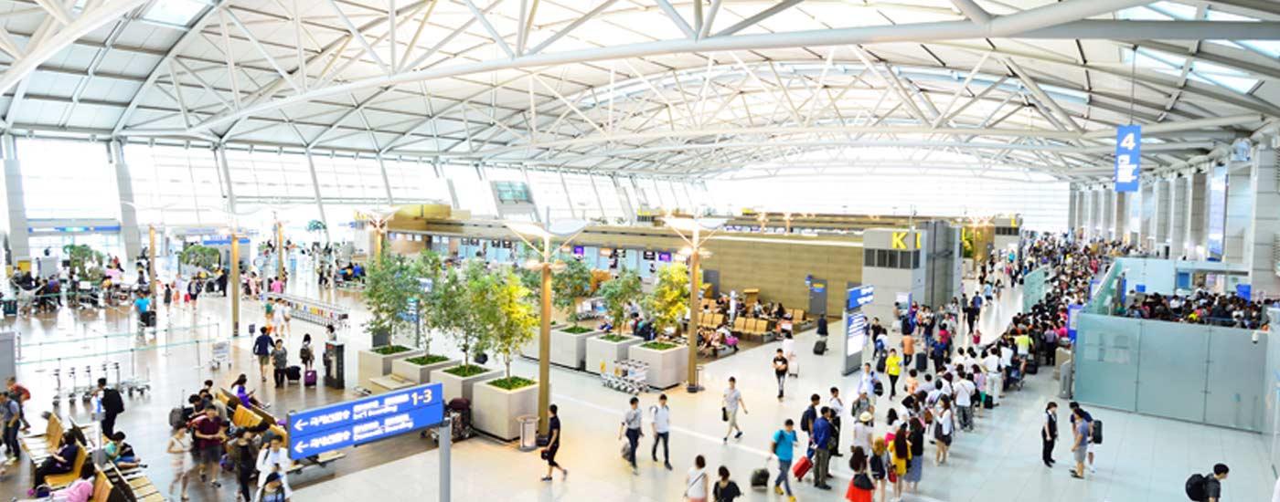 Nejlepší světová letiště k vašim službám