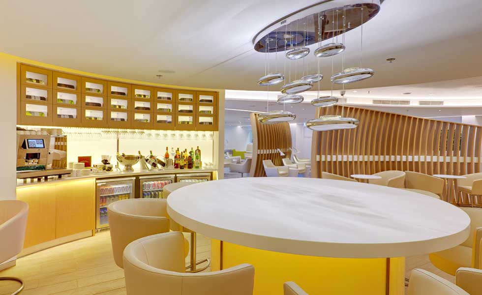 SkyTeam Lounges