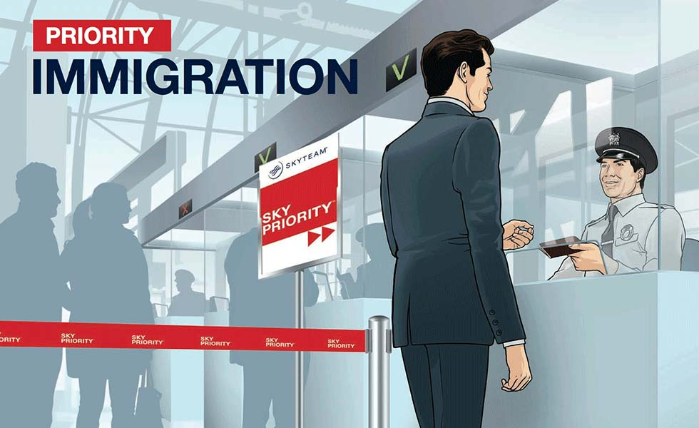 Priority Immigration