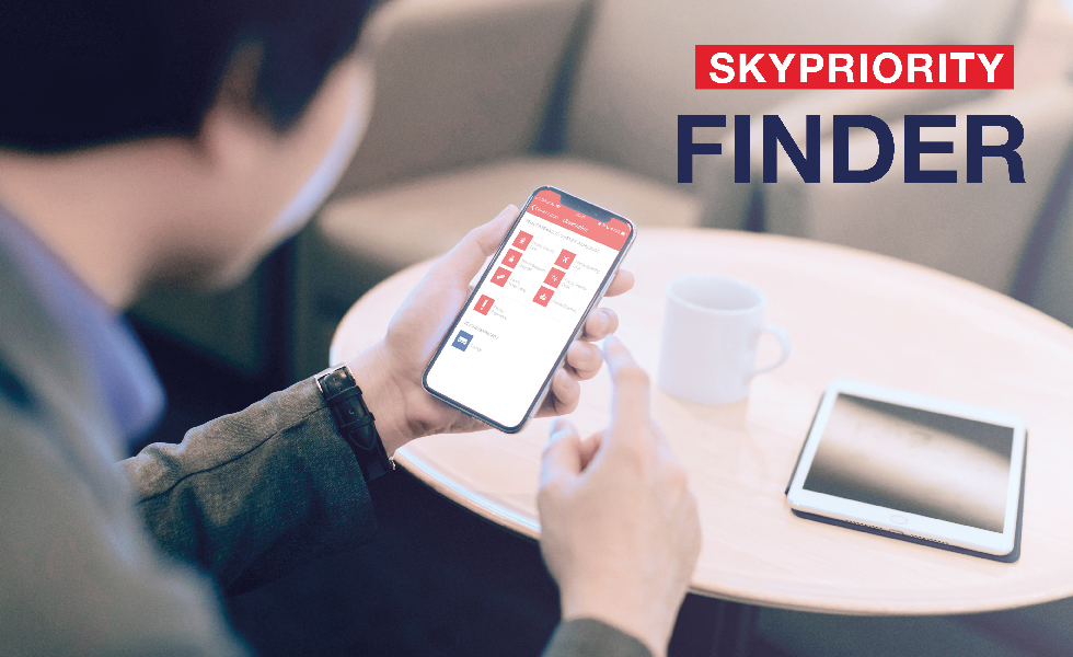 SkyPriority Finder