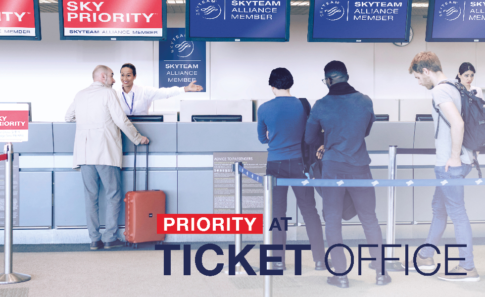 Priority Ticket Office