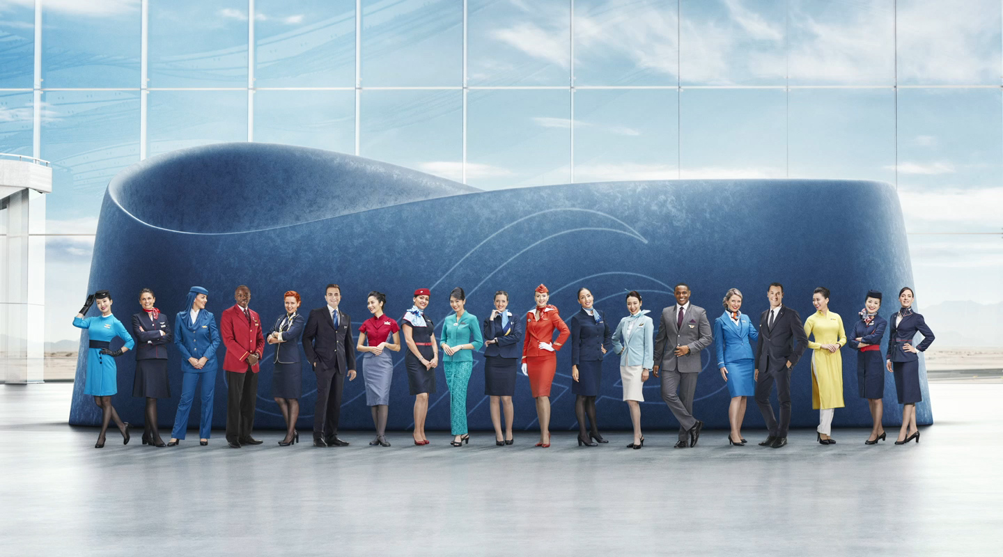 Skyteam Airline Alliance Official Website