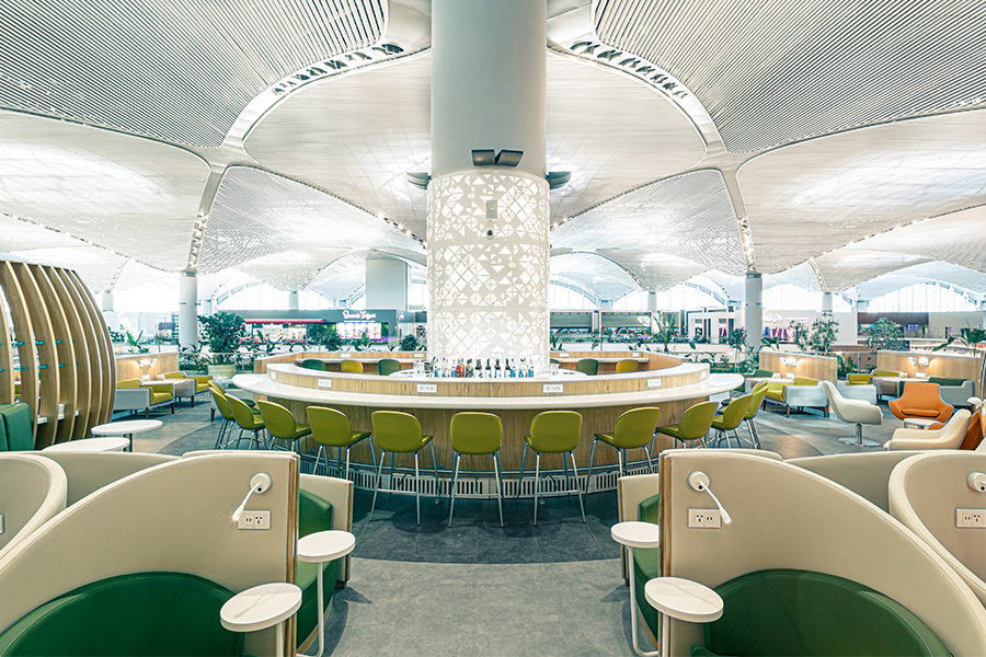 SkyTeam opens its seventh branded lounge in Istanbul Airport
