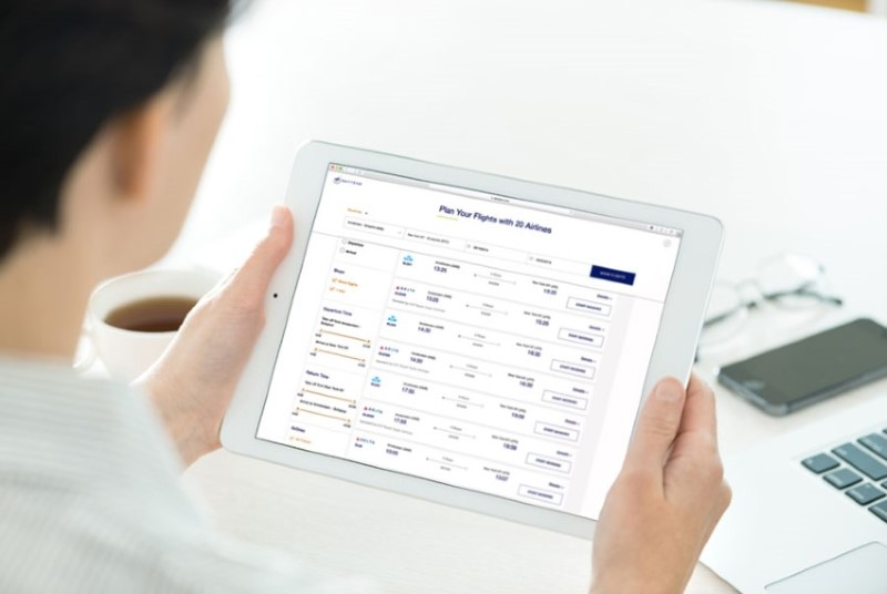 Find and book flights faster with SkyTeam's new metasearch tool