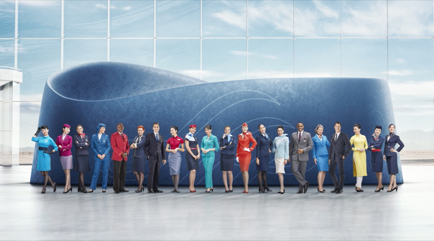 Skyteam Airline Alliance Official Website Flash Light Studio Licht Chrome Pro 250 We Are The Face Of Seamless Travel
