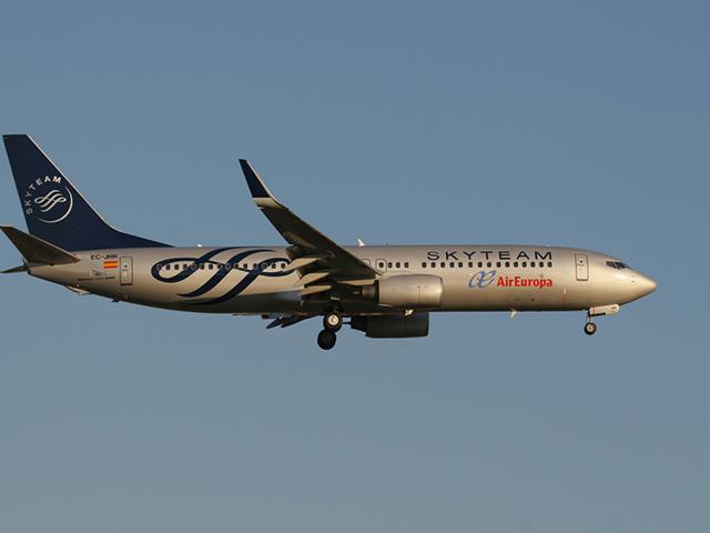 طيران أوربا