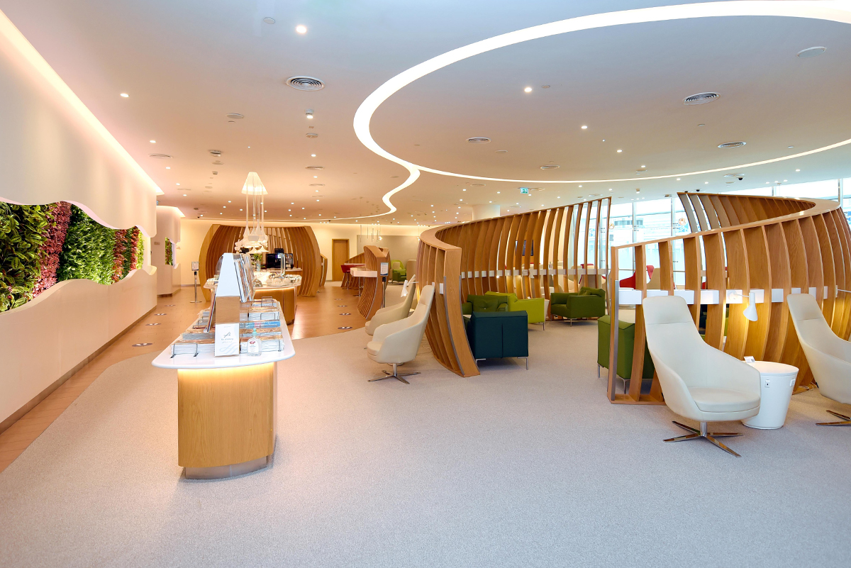 Welcome back! SkyTeam reopens Dubai lounge today