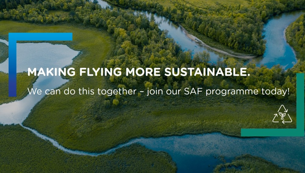AFKLMP Cargo SAF Programme