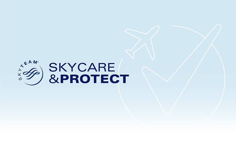 SkyTeam Announces Alliance-Wide Health and Safety Measures
