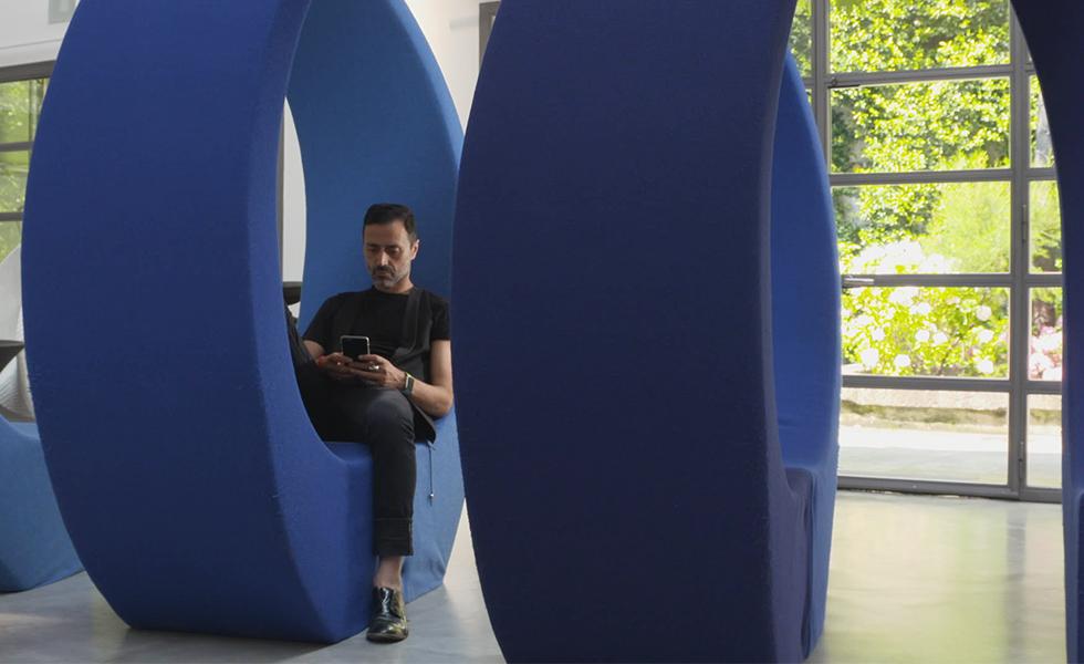 Fabio Novembre, Nomádský Architekt