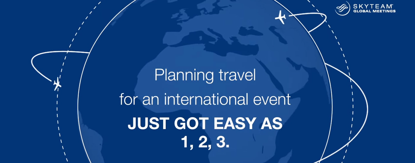 Save Time and Money on International Event Travel