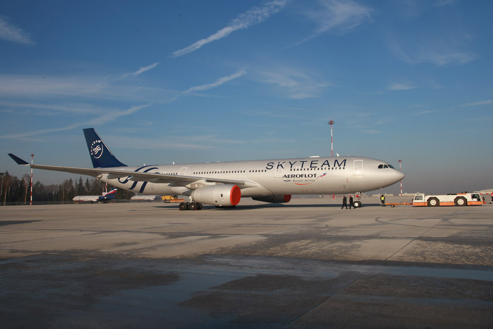 Skyteam Member Airlines Livery Images Photos Downloads