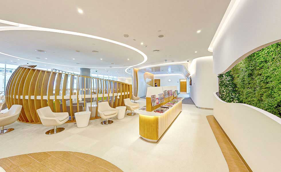 Airline Club Lounges Around The World Lounges Skyteam