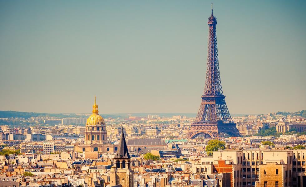 Ticket To Travel Around Europe